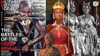 Black Panther Unmasked 2: The Dahomey Women and Dora Milaje