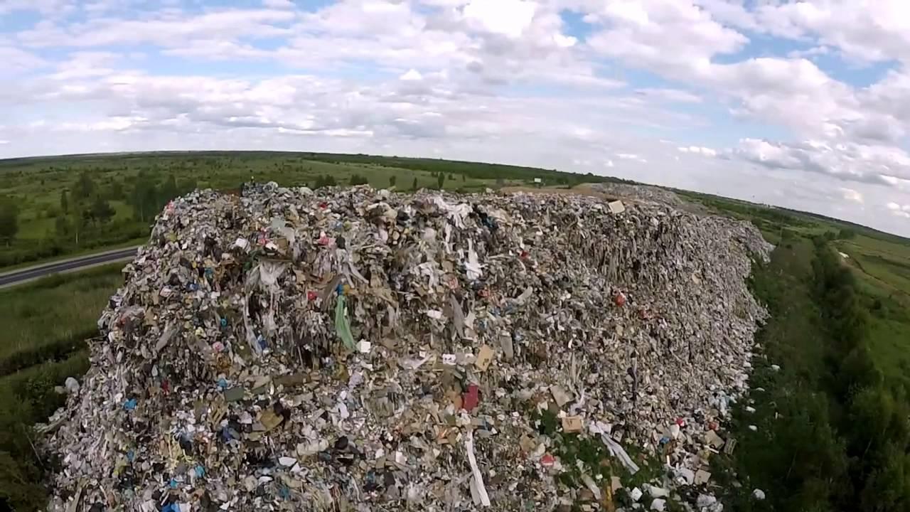 Губернатор Тверской области запретил властям города Кимры принимать мусор из других регионов
