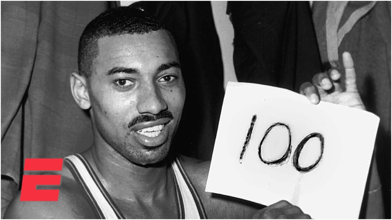 Wilt Chamberlain's 100-point game and ridiculous stats make #Greeny rethink his NBA Mount Rushmore