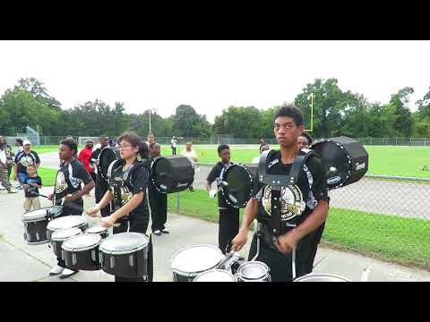 Soul Squad Percussion Exhibition @ Lake Taylor High School Part 1