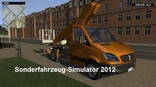 #003 Let´s Play Sonderfahrzeug-Simulator 2012