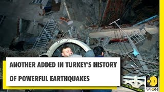 6.8 Quake Shook Eastern Turkey, 22 People Died & More Than 500 Injured