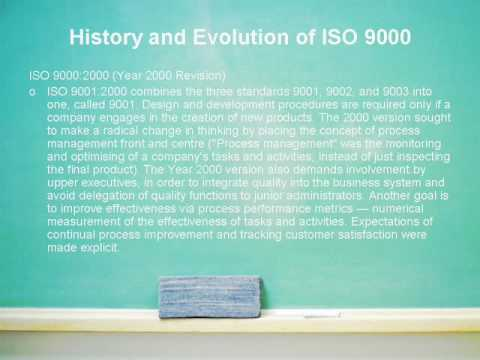 ISO 9001 Standards