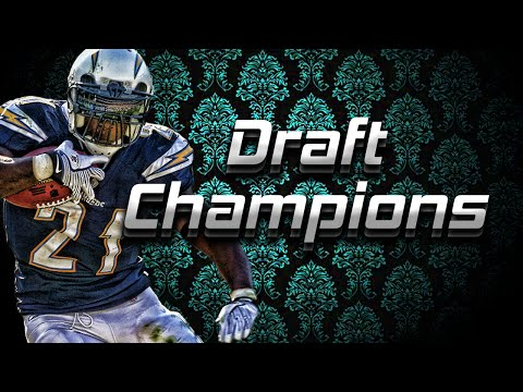 MADDEN NFL 16 DRAFT CHAMPIONS GAMEPLAY AND DRAFT DAUNTE CULPEPPER IS THE GREATEST MADDEN QB EVER!