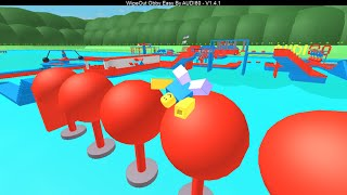 roblox WipeOut Obby I V1 4 1