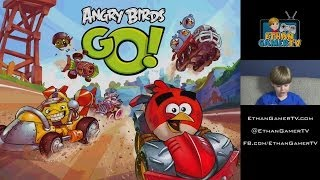 Angry Birds GO! Ethan plays Mobile Games