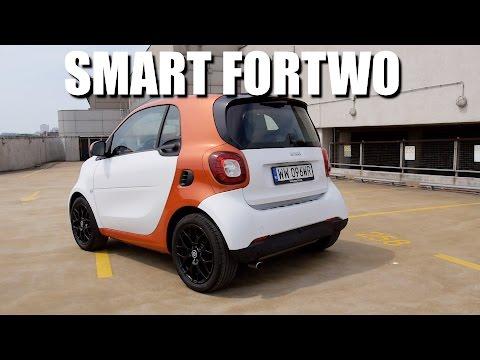smart fortwo (PL) - test i jazda próbna