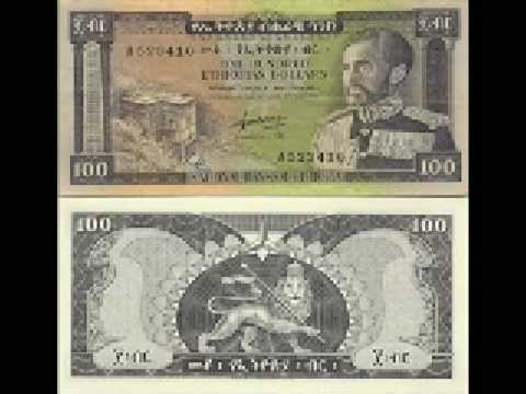 SELASSIE I rejects Illuminati; Warned JFK, Eisenhower; Ethiopian Silver (Shekel) Currency!