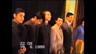 1999 Mezuniyet Töreni Bölüm 4