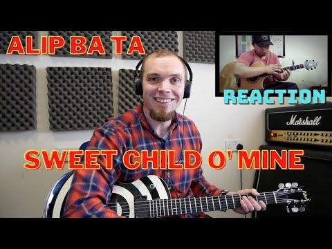 "Alip Ba Ta Reaction ""Sweet Child O' Mine"" – Guns N Roses"