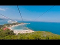 Our cruise vacation and Haiti's world longest zip line