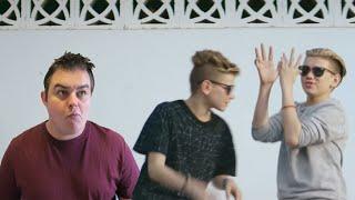 Daz Watches Marcus & Martinus
