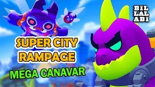 Super City Mega Monsters Sizlerle Oynadık