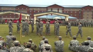 Delta Co 832nd 59th Ordnance Brigade Drill And Ceremony