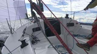 J/88 Sail Test - 48° North Magazine