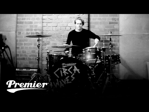Colin Jones (Circa Waves) | Premier Drum Co