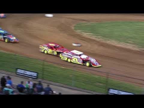 9 1 18 Modified Heat #1 Lincoln Park Speedway