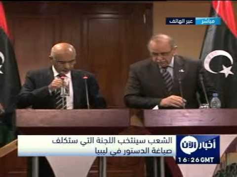 الشعب سينتخب اللجنة التي ستكلف صياغة الدستور في ليبيا