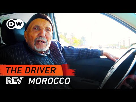 Morocco's Freedom Fighting Taxi Driver  | The Driver | Morocco