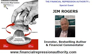 06 01 15  - FINANCIAL REPRESSION AUTHORITY  w/ Jim Rogers
