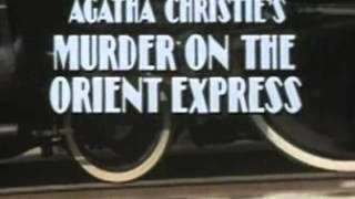 Murder On The Orient Express Trailer 1974