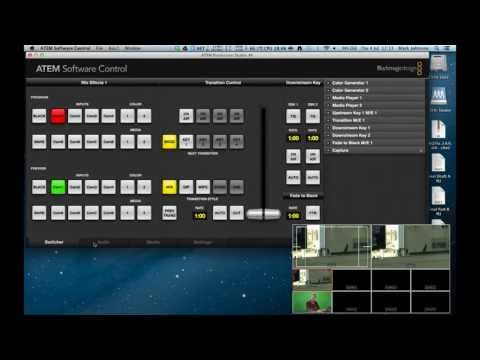 StudioTech 85 - The Blackmagic Design ATEM Production Studio 4K and 4.1 update