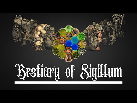 Bestiary of Sigillum | INTRO TO THE GAME, TUTORIAL, GAMEPLAY thumbnail