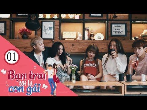 Bạn Trai Tôi Là Con Gái | Tập 1 - ( Phim LGBT ) Ớt TV streaming vf