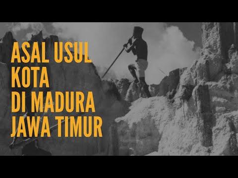 BEGINILAH ASAL USUL MADURA JAWA TIMUR