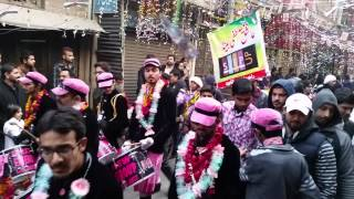 12 rabi ul Awal band 2015