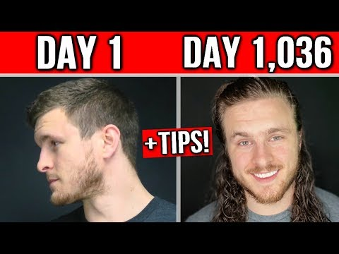 I Gave Up Hair Cuts 3 Yrs Ago & Here's What Happened...