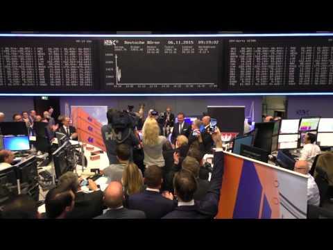 Börsengang (IPO) der Hapag-Lloyd AG | Börse Frankfurt