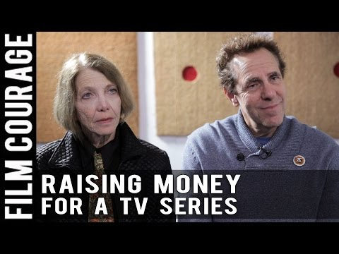 The Decision To Raise Money For A Television Series by Elaine Zicree & Marc Zicree