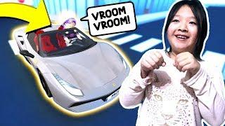 Driving Realistic Cars on Roblox Simulator!