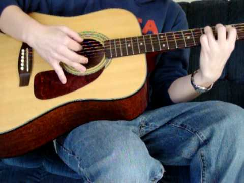 Your Call- Secondhand Serenade acoustic cover
