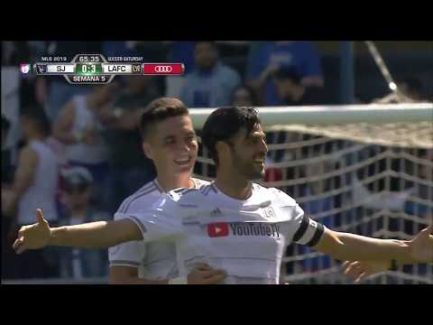 HAT TRICK | Carlos Vela With A Golazo!!!