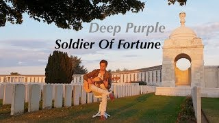 Soldier Of Fortune (Deep Purple) Acoustic - Classical Fingerstyle Guitar - Thomas Zwijsen