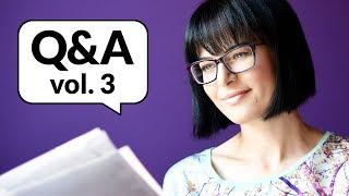 Q&A nr 3, czyli czy poprawiać nauczycieli? | Po Cudzemu