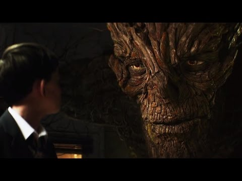 A Monster Calls  J.A. Bayona