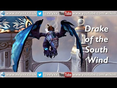 Drake Of The South Wind