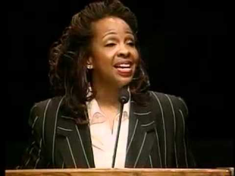 Gladys Knight - BYU Women's Conference - 1999