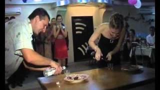 Рязановы -  ведущие на свадьбе в Тамбове