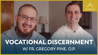 5 Common Discernment Traps and How to Avoid Them feat. Fr. Gregory Pine, O.P.