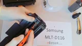 Samsung MLT-D116 Toner refill Xerox 106R02775 106R2777 M2625 M2825 M2675 M2875 3215 3225 3052 3260