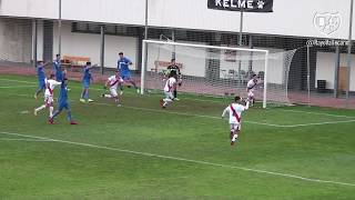 @RayoVallecano Vídeo resumen del Rayo B 0 - Getafe B 1