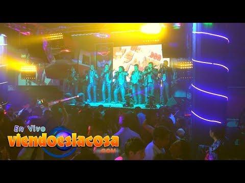 VIDEO: MAS & MAS - Tú Me Vas A Dejar - Show ¡En VIVO! en Santa La Diabla - WWW.VIENDOESLACOSA.COM