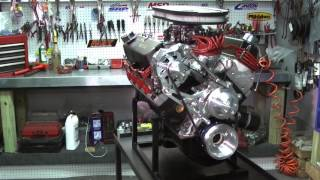 shelby cobra kit car 427w crate engine build