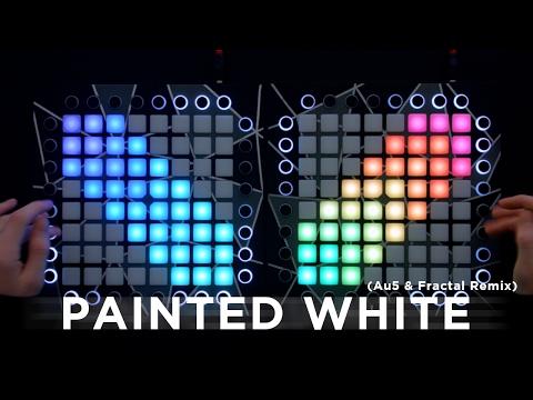 Illenium & Said The Sky - Painted White (Au5 & Fractal Remix) // Launchpad Cover