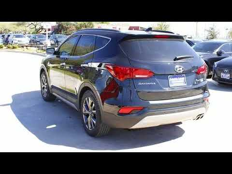 2017 hyundai santa fe sport 2 0l turbo ultimate youtube. Black Bedroom Furniture Sets. Home Design Ideas