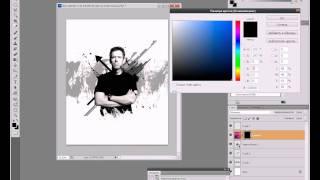 Создание постера в Adobe Photoshop CS5